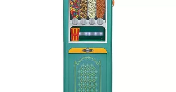 Authentic Throwback Appliance Co. Deluxe Candy Station for