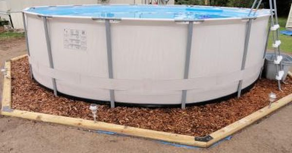 Above Ground Pool Edging Ideas infinityedgeabovegroundpools inground above ground swimming pools custom concrete fiberglass sydney city ashram pinterest ground pools and Edging Around An Above Ground Pool Google Search Pool Pinterest Ground Pools