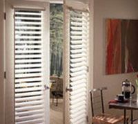Pin By Simply Finished Spaces On Window Treatments Blinds For French Doors Door Coverings French Door Coverings
