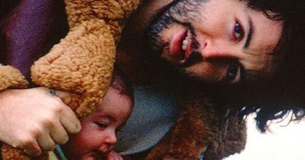 PaulMcCartney + baby Mary Ann