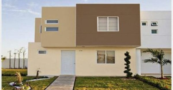 Colores para casas exteriores comex 8 paredes - Pinturas para casas exteriores ...