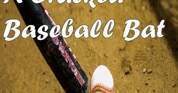 Fix A Cracked Baseball Bat