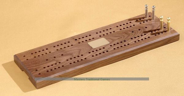 free cribbage board template pdf