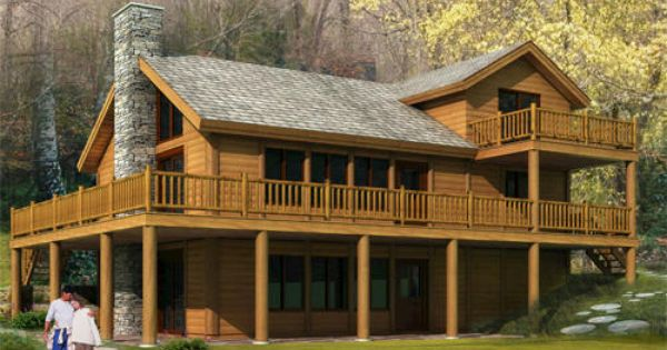 Woody Chalet Information Packet Kit Only At Menards Cabin Design House Plans Cabin Plans