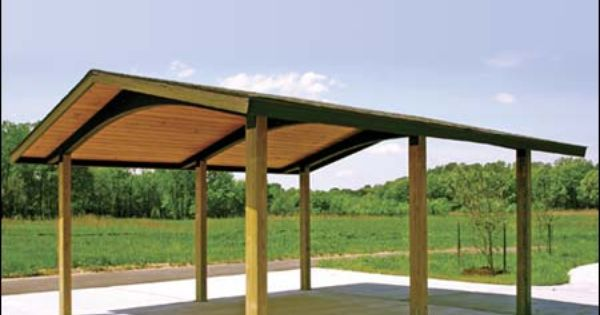 20 X 36 Wood Gable Rectangular Savannah Pavilion Pavilion Design Carport Designs Pavillion Design