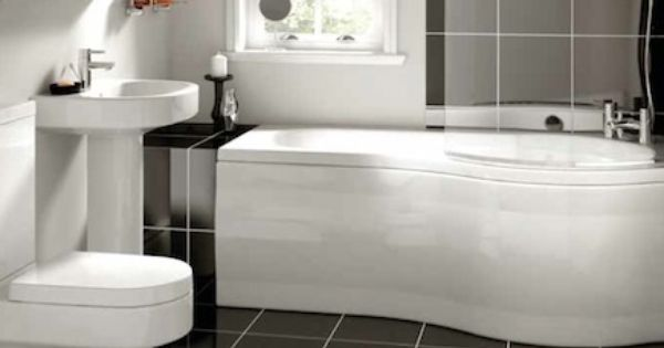 Wickes fresno square deep basin contemporary suites pinterest dream Wickes bathroom design ideas
