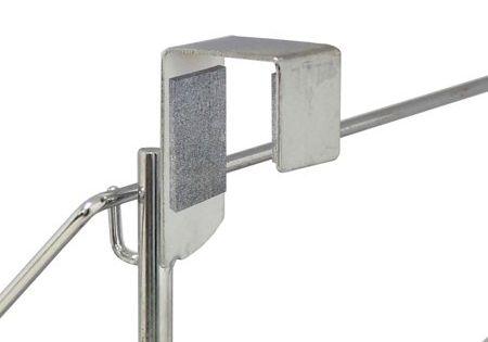 Stainless Steel Over The Door Drying Rack Hanging Drying Rack