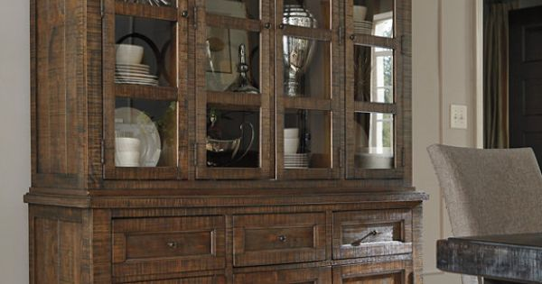 The Strumfeld Buffet China Cabinet Is Storage That Adds