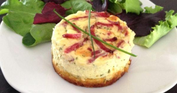 Recette Mini Cake Au Cantal Marmiton