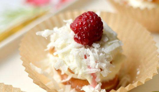 Recipe: No-Bake Lemon Cream & Coconut Icebox Cupcakes Recipes from The Kitchn