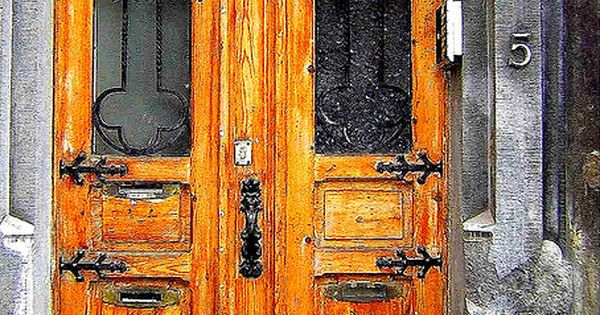 #Rustic Wooden Doors