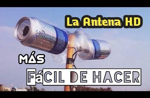 La Antena Hd Mas Facil De Hacer Hazlo Tu Mismo Taringa With