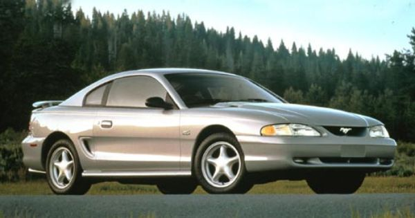 1995 mustang gt 5 0 coupe stock photo i hope i find one. Black Bedroom Furniture Sets. Home Design Ideas