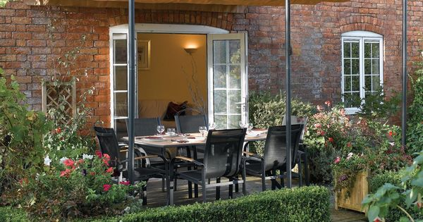 Pin de kary en hogar dulce hogar pinterest terrazas for Casa hogar jardin