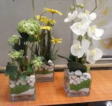 Resultado De Imagen Para Arreglos De Flores Artificiales En