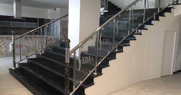 تركيب هاندريل استانلس أو زجاج مع شركة قصر الزجاج للمقاولات العامة وتركيب الزجاج في جدة Home Decor Stairs
