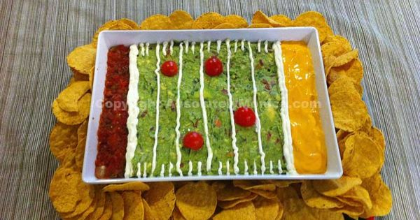 Football Party Food | Football Themed Appetizers for zee Super Bowl Party
