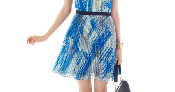Miss Wu Print Chiffon Dress | Nordstrom