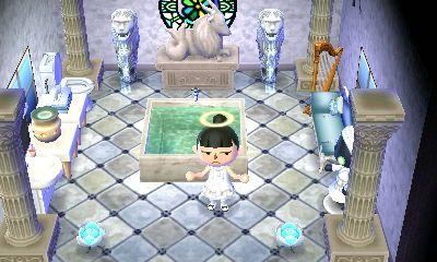 Motif Salle De Bain Animal Crossing