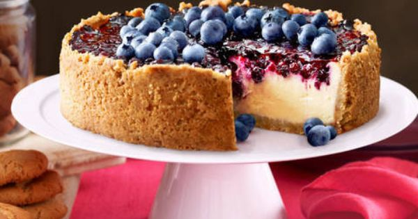 Blueberry cheesecake better homes and gardens yahoo 7 Yahoo better homes and gardens