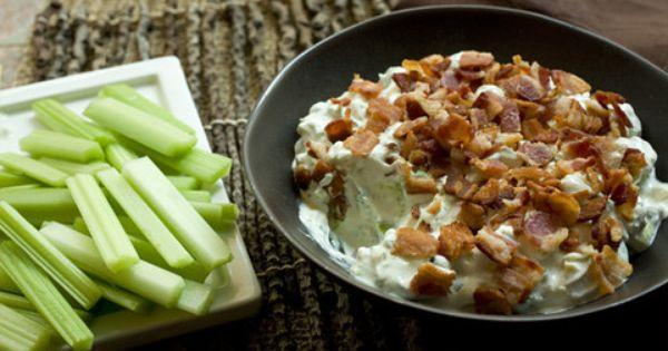 Cobb Salad Dip | Recipe | Cobb Salad, Dips and Salads