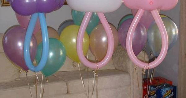 Cute low cost diy decorating ideas for baby shower