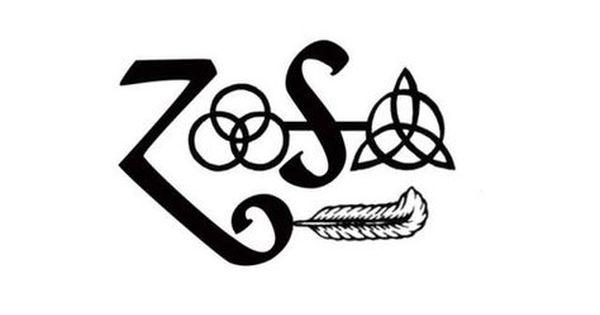 Led Zeppelin Tattoo Tumblr Simbolos De Led Zeppelin Tatuaje Led Zeppelin Carteles De Rock