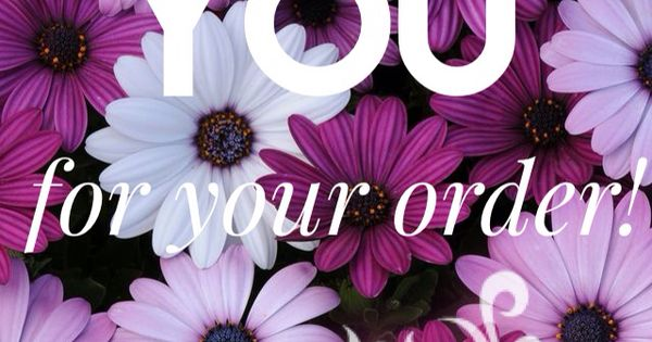 Thank You For Your Order >> Thank you for your Younique order! http://www ...