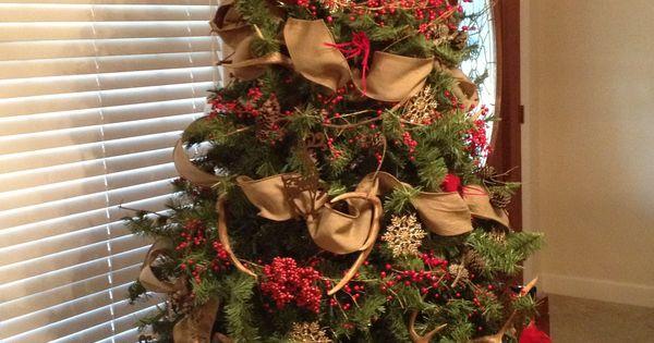 My Deer Antler Christmas Tree :)