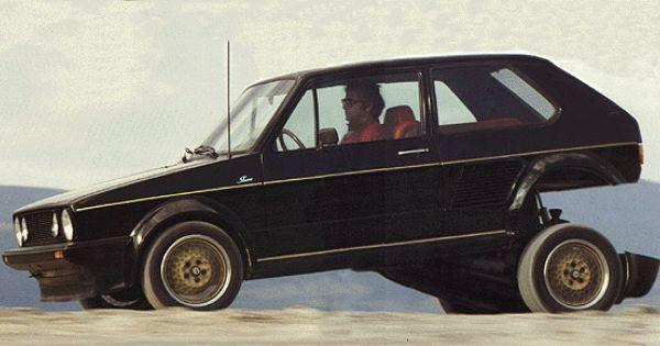Porsche Powered Mk1 Volkswagen Volkswagen Golf Mk1 Volkswagen Golf