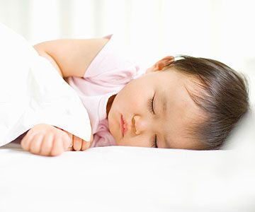 Our Guide To A Peaceful Naptime Sick Baby Remedies Baby Month By Month Baby Sleep