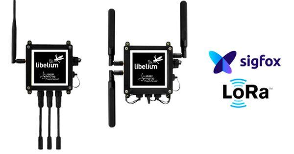 Libelium Iot Platform Powers Smart Cities In Us Adding Lorawan And