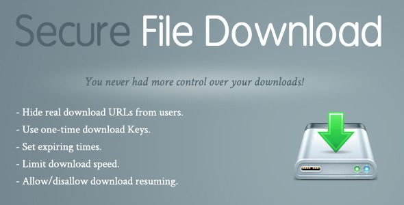 Secure File Download Class Codecanyon Project Management Tools Download File