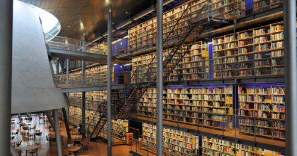 Tu Delft Library 10 建築 家 図書館