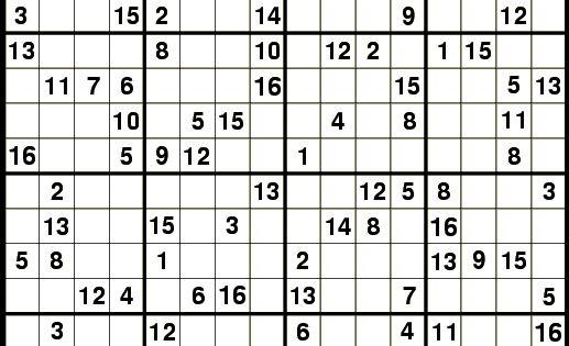 354236326917806277 on Sudoku High Fives Simple