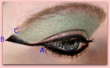 Cleopatra Eye Makeup How To Recreate Ancient Egyptian Makeup