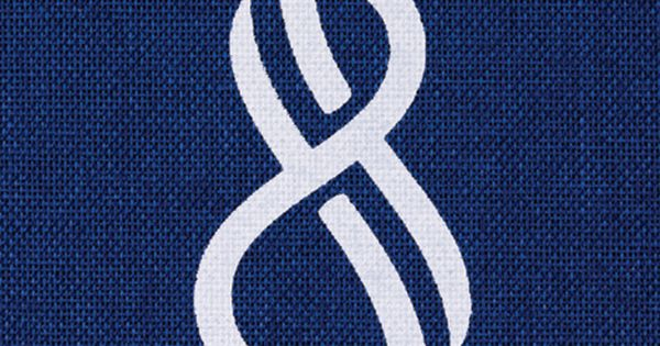 Nautical 8 knot in the shape of an ampersand symbol | Logotype