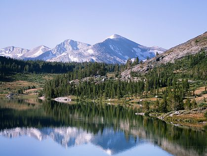 Mammoth Mountain in Mammoth, California