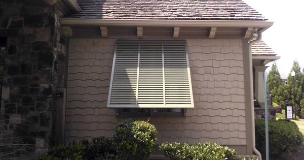 Exterior Bahama Shutters By The Louver Shop Exterior Shutters Pinterest See More Ideas