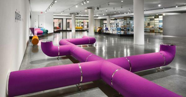 Pipeline Seating by Harry Allen for Dune Pinterest : 6a2d1b941144ffa1e0f9fc340eac3f12 from www.pinterest.co.kr size 600 x 315 jpeg 30kB