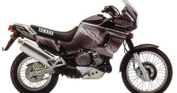Yamaha Xtz750 Factory Repair Manual 1989 1997 Download Super Bikes Adventure Bike Yamaha