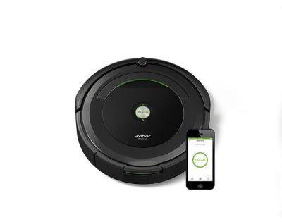 Aspirateur Autonome Roomba 696 En 2020 Aspirateur Autonome Aspirateur Robot Et Aspirateur