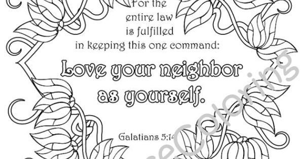 5 bible verse coloring pages inspirational quotes diy