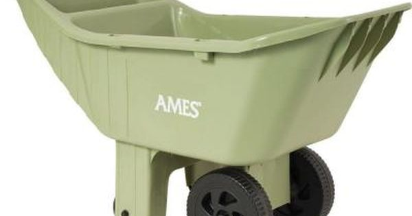 Ames Poly Lawn Cart Only Reg Lawn Home