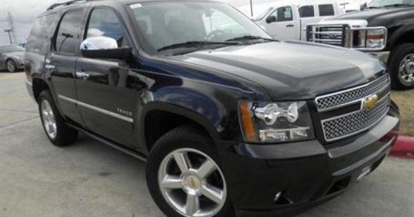 2011 Chevrolet Tahoe LTZ in San Antonio, TX- 9706214 at ...
