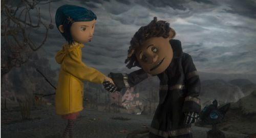 Pin By Raven On Alm Exterior Mood Board 01 Coraline Movie Clip Movie Scenes