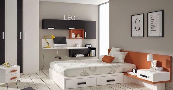 Dormitorios juveniles para chicos y chicas de 16 17 18 19 for Dormitorios infantiles madrid