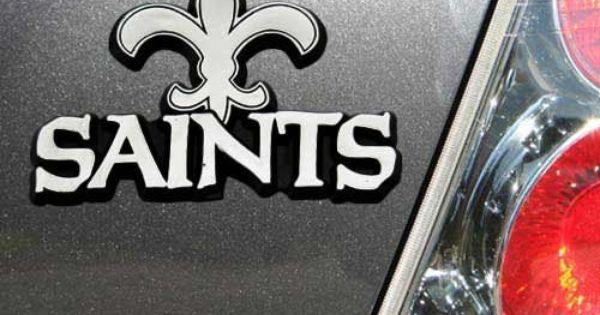Dat Saints Fan Car Show