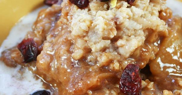 Gooseberry Patch Recipes: Slow Cooker Special-Morning Oatmeal