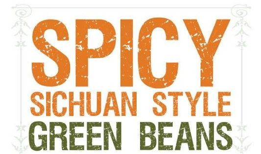 Green beans, Spicy and Beans on Pinterest